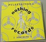 V: I dominate u Darkside of life   Vinyl Maxi Single [Vinyl 12'']