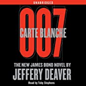 Carte Blanche: The New James Bond Novel | [Jeffery Deaver]