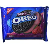 Oreo Berry Burst Ice Cream, 15.25-ounce (Pack of 2)