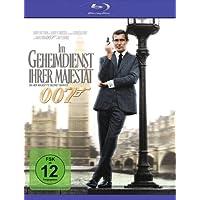 James Bond - Im Geheimdienst ihrer Majest�t [Blu-ray]