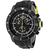 Invicta Pro Diver 11748 46mm Stainless Steel Case Black Polyurethane Mineral Men's Watch