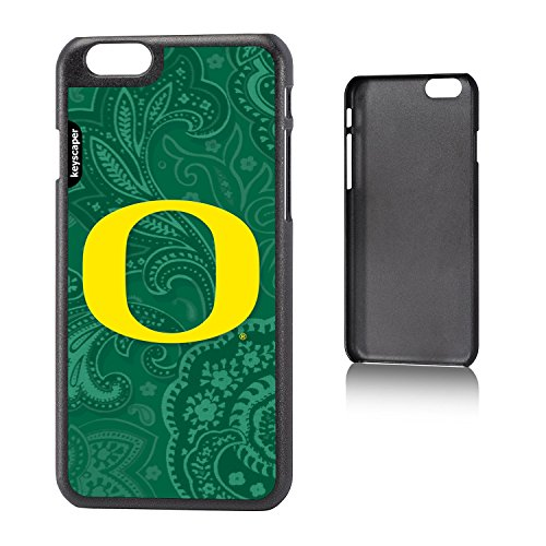 Oregon Ducks Iphone 6 Slim Case Paisley Ncaa