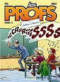 echange, troc Pica - Les Profs, Tome 11 : Tableau d'horreur
