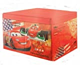 Disney Cars 2 Lightning McQueen Canvas Style Storage Box