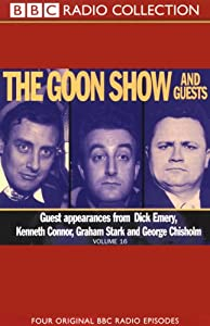 The Goon Show, Volume 16 Radio/TV Program