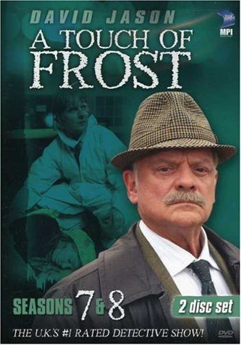 A Touch Of Frost: Seasons 7 & 8 front-253433