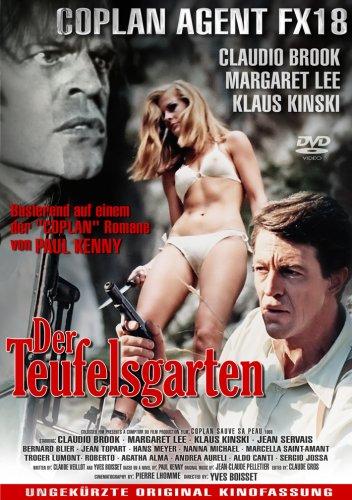 Coplan Agent FX18 - Der Teufelsgarten