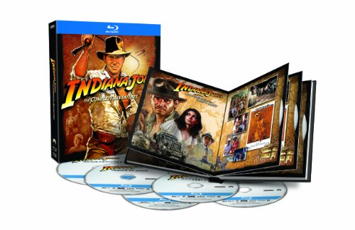 Indiana Jones: The Complete Adventures [Blu-ray]