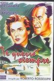 viaggio in italia -te querre sempre (dvd) italian import