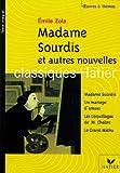 echange, troc Emile Zola, Dominique Guerrini - Madame Sourdis et autres nouvelles