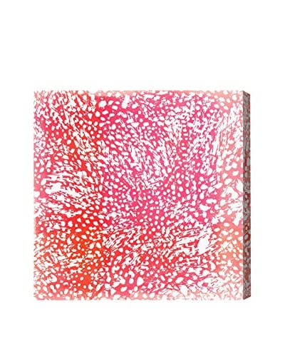 Oliver Gal Pinkcorals Canvas Art