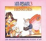 echange, troc Henri Dès - Les Belles Histoires De Pomme D'Api 3