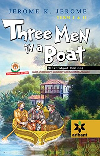 Three Men in a Boat: Three Men in a Boat