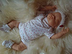 "BLOSSOM 20"" 6 - 7lb newborn reborn baby doll: Amazon.co.uk ..."
