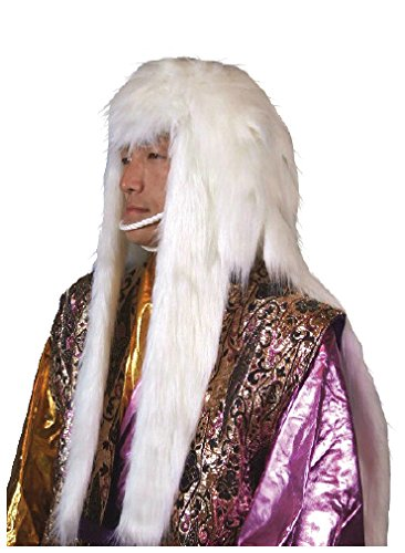 Lion hair Long (White) (japan import)