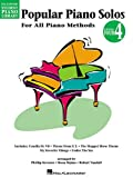 Popular Piano Solos - Level 4: Hal Leonard Student Piano Library