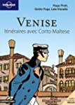 Venise -itineraires avec corto maltese
