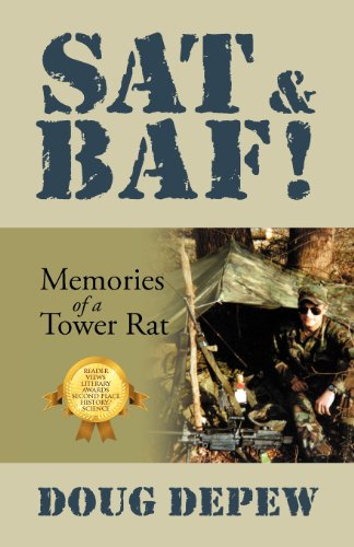 Image of SAT & BAF!: Memories of a Tower Rat