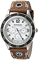Sperry Top-Sider Men's 10015146 Bayside Analog Display Japanese Quartz Brown Watch from Sperry Top-Sider Watches MFG Code