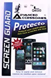 EMARTBUY LG GW300 SCREEN PROTECTOR with MicroFibre cleaning cloth