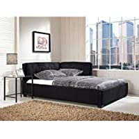 Tufted Lounge Reversible Full Bed