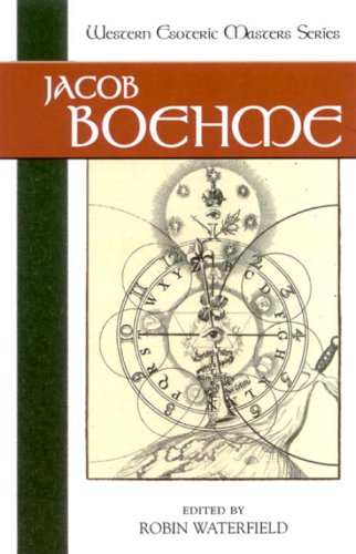 Jacob Boehme (Western Esoteric Masters Series)