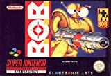 BOB - Super Nintendo - PAL