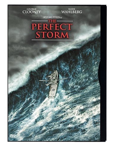 Cover art for  The Perfect Storm