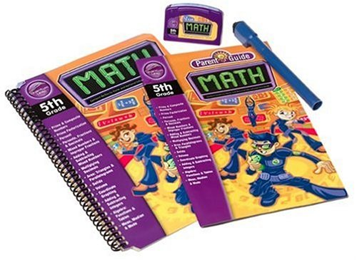 Quantum Pad Library: 5th Grade LeapPad Book: Math - 1