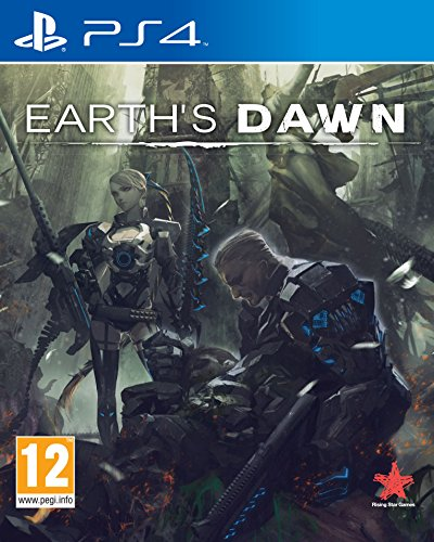 Earths Dawn /PS4 UK (Multilingue)