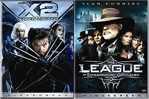 X2: X-Men United/League of Extraordinary Gentlemen (Widescreen Value Pack)