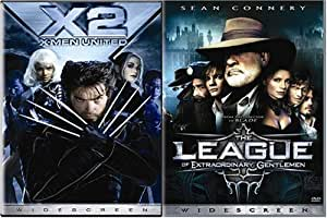 X2: X-Men United/League of Extraordinary Gentlemen (Widescreen Value Pack)