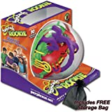 Perplexus Maze Game Rookie by PlaSmart 70 Challenging Barriers with FREE Storage Bag