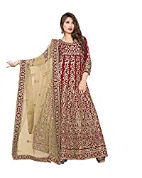 Surbhi Fashion-SDVI-ISHA10704-Designer Semi Stitched Dress Material