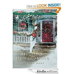 Holiday Homecoming Jillian Hart
