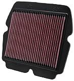 K&N HA-1801 Replacement Air Filter for Honda GL 1800 GoldWing Comfort 2006-2007