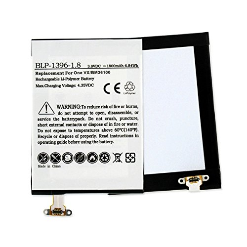 Click to buy Empire quality replacement for HTC BM63100, 35H00195-00M, HTC ONE VX, PM36100, 1800mAh, 3.8v, Li-Pol - From only $17.65