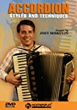 Accordion Styles & Techniques [DVD] [Import]