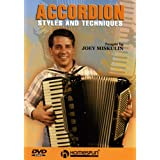 DVD-Accordion Styles And Techniques ~ Joey Miskulin