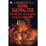 Heart of Darkness (       UNABRIDGED) by Gena Showalter, Maggie Shayne, Susan Krinard Narrated by Max Bellmore, Ashford MacNab, Rachel Carr