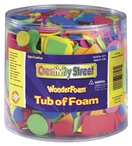 WonderFoam® 1/2 Pound Tub