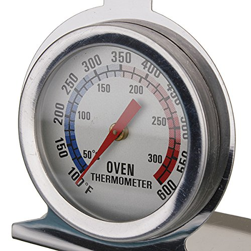 Stainless Steel Oven Thermometer Temperature Gauge stainless steel wine thermometer