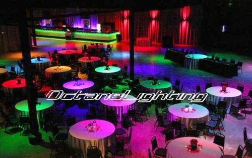 Octane Lighting Led Rgb Color Changing Bar Pub Dj Dance Billiard Night Club Lamp Spot Light Bulb