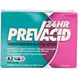 Prevacid 24HR, 15 mg Caps 42-Count