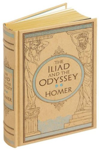 iliad-odyssey-barnes-noble-leatherbound-classic-collection