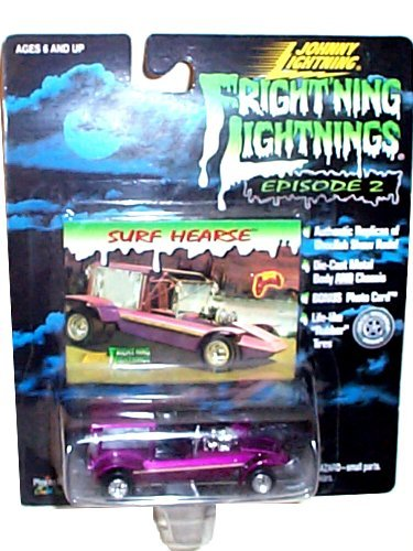 Johnny Lightning - Frightning Lightnings - Episode 2 - Surf Hearse - Real Wheels Series