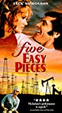 Five Easy Pieces [VHS]