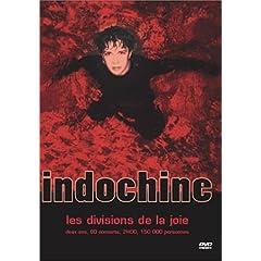 Indochine : Les Divisions de la joie - DVD