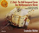 The Well Tempered Clavier Das Wohltemperierte Klavier
