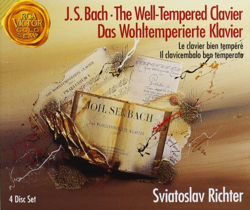Опера и Вокал Bach: Well-Tempered Clavier